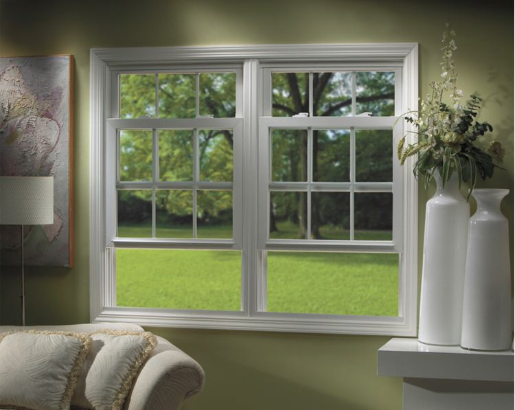 Twin Double Hung Windows