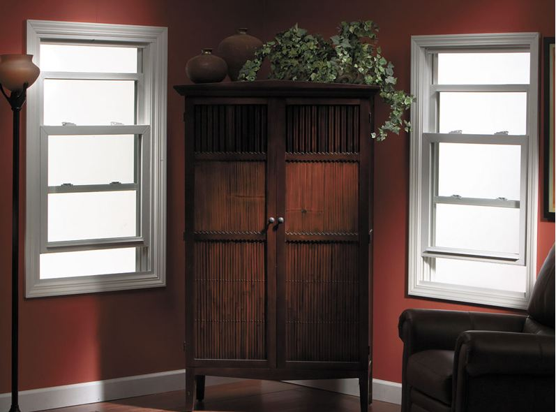 Side by Side Double Hung Windows